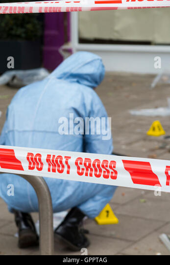 how to become a forensic identification officer