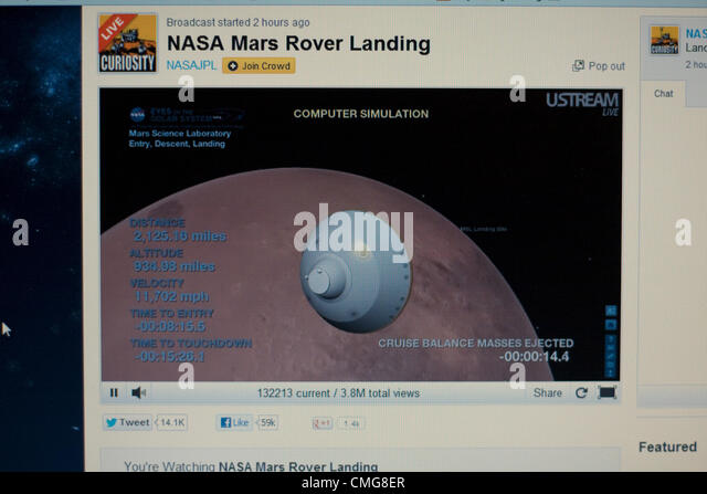 nasa mars rover live feed - photo #27