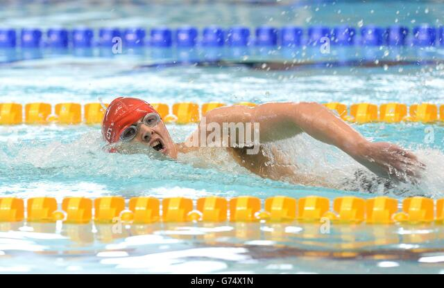 british gas international swimming meet 2014