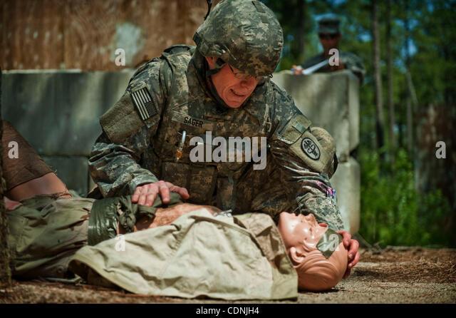 June 14, 2011 - Fort Bragg, North Carolina, U.S. - Staff Sgt. THOMAS ...