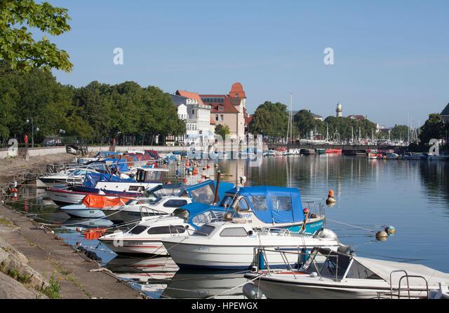Alter Strom Rostock Stock Photos & Alter Strom Rostock ...