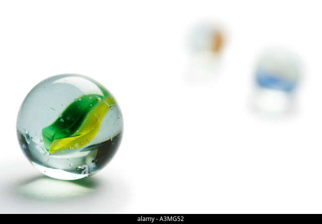 Glass Sanity Marbles