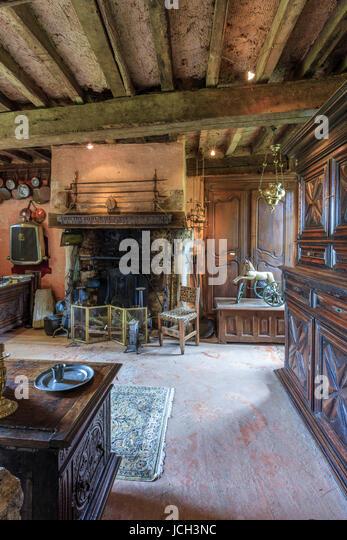 brocante normandy stock photos brocante normandy stock images alamy. Black Bedroom Furniture Sets. Home Design Ideas