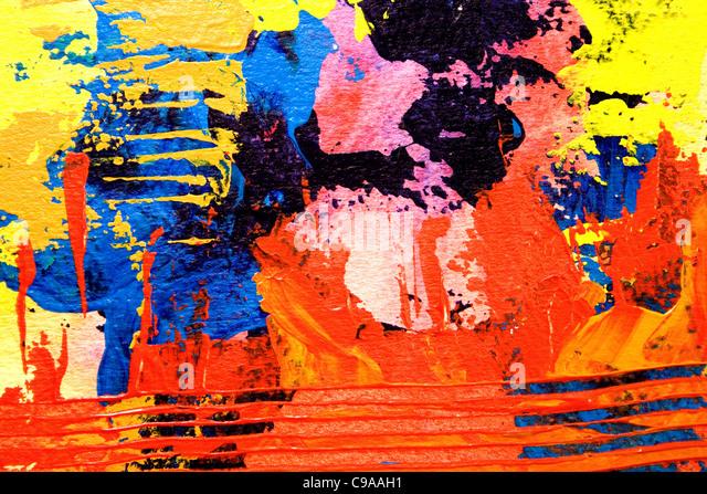 Painting Art 2 - Stock Image