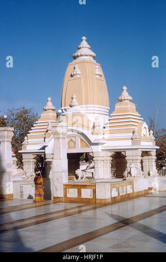 Krishna Temple - Stock Image