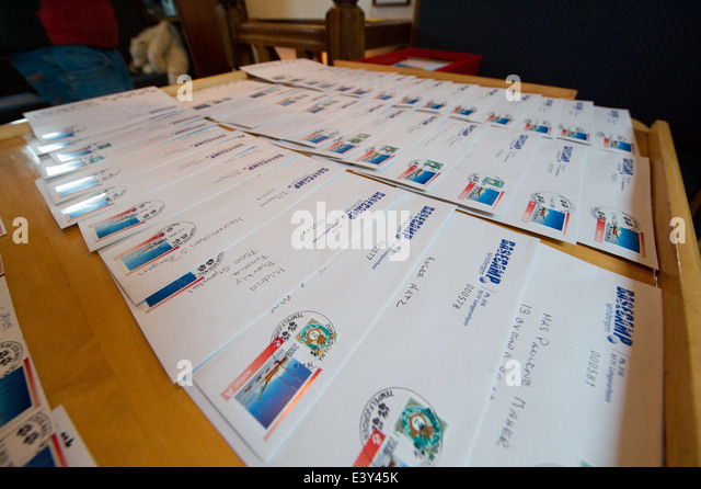 Norwegian Archipelago  Letters