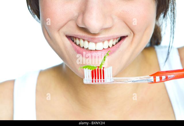 Dental Care - Stock Image