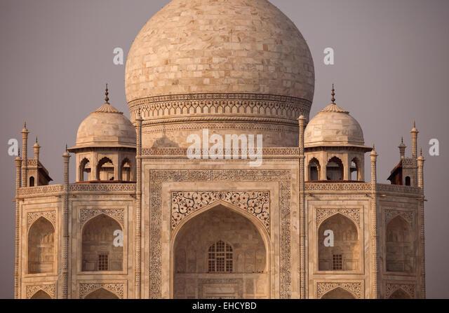 Taj Mahal  in Agra, Uttar Pradesh, Indien, Asien  |  Taj Mahal  in Agra, Uttar Pradesh, India, Asia - Stock-Bilder