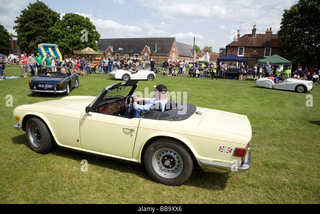 Wallingford Classic Car Show  Photos