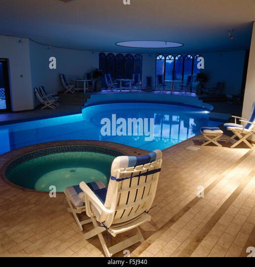 Image Of Sunny Arizona Pools: Pool Loungers Stock Photos & Pool Loungers Stock Images