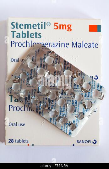 Prochlorperazine Maleate High