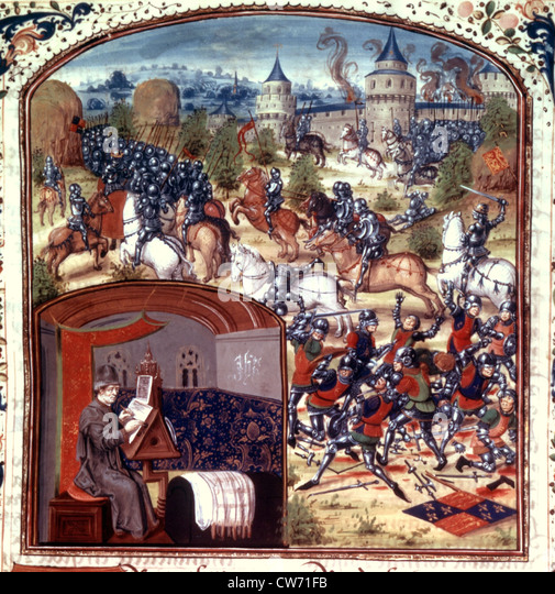 jean froissart essay Jean froissart's the chronicles of froissart chivalry in the hundred years' war chivalry in the hundred years' war essay sample pages: 7.