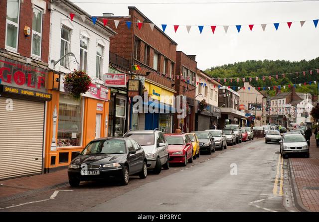 Oakengates, Telford, West Midlands, England UK - Stock Image