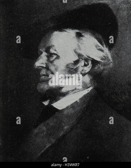 a biography of richard wagner a german composer and theatre director Best known for the challenging four-opera cycle the ring of the nibelung, richard wagner (1813–83) was a conductor, librettist, theater director, and essayist, in addition to being the composer of some of the most enduring operatic works in history, such as the flying dutchman, tannhäuser, and tristan and isoldethough his influence on.