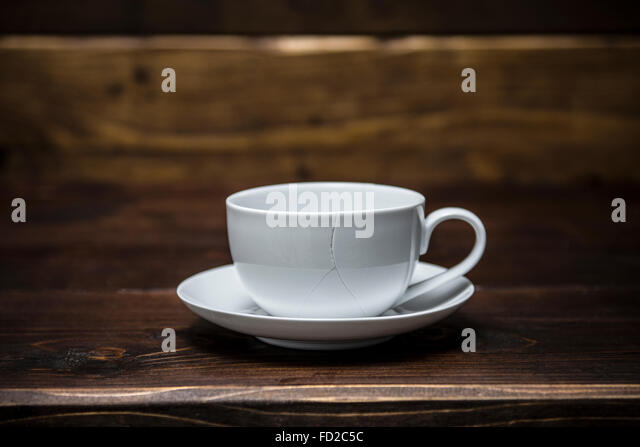 cracked cup stock photos amp cracked cup stock images alamy