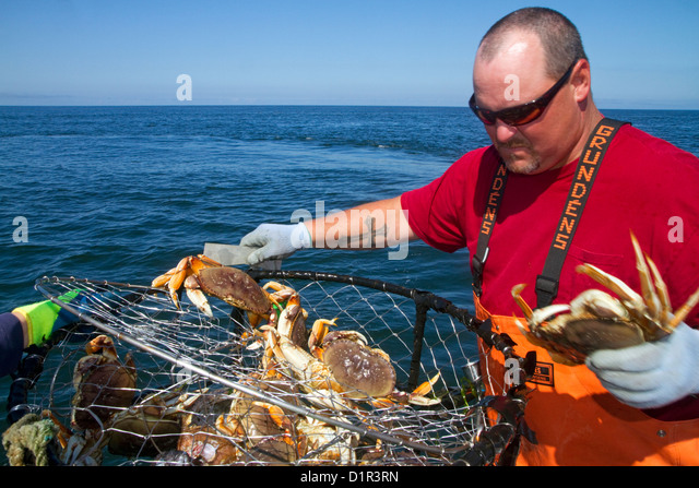 Boat charter stock photos boat charter stock images alamy for Crab fishing oregon