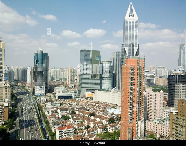 Shanghai - Stock Image