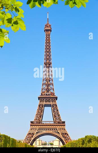 Eiffel Tower - Stock Image
