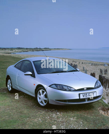 1999 Ford Cougar. Artist: Unknown. - Stock Image