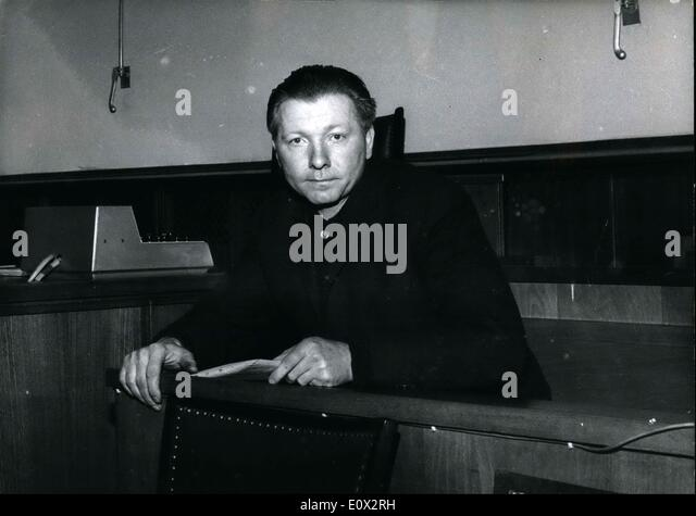 Mar. 03, 1965 - ''(Illegible)'' ss in Stuttgart: ''(Illegible)'' most sensational - Stock-Bilder