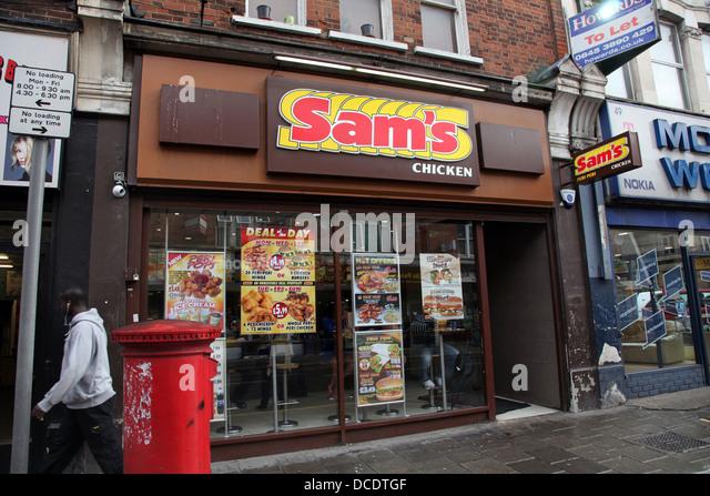 Sams Seafood Restaurant Parade