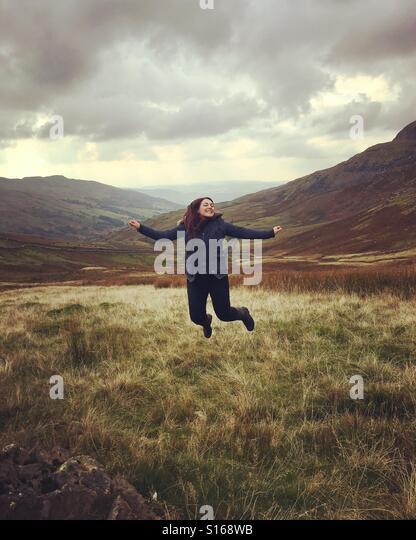 Lake District fun! - Stock-Bilder