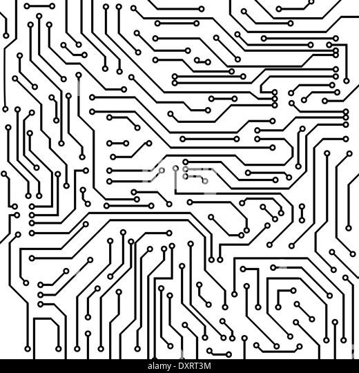 black white circuit board background stock photos  u0026 black white circuit board background stock