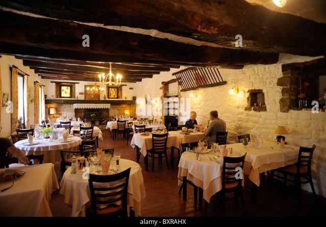 france bretagne restaurant stock photos france bretagne. Black Bedroom Furniture Sets. Home Design Ideas