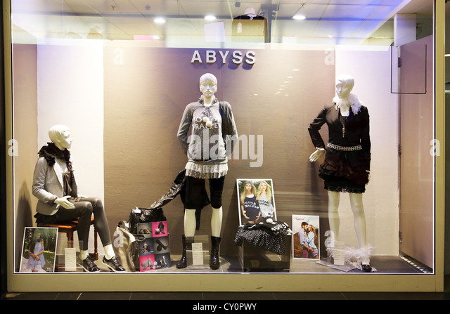 Abyss clothing store