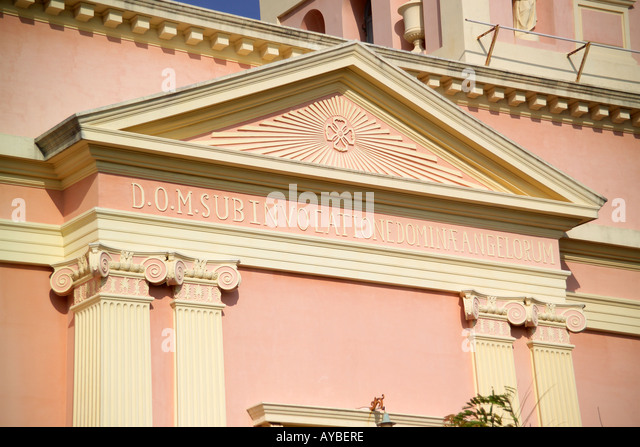 French Colonial Architecture Pondicherry Stock Photos French Colonial A