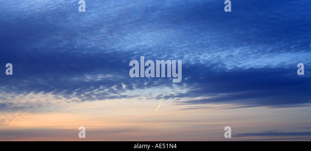 Abstract sky - Stock Image