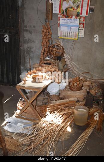 Portugal Madeira Camacha - Stock Image