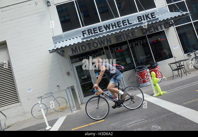 Bike Stores Mn : Freewheel stock photos images alamy