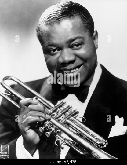 a biography of louis daniel armstrong the american jazz trumpeter Louis daniel armstrong (august 4, 1901 - july 6, 1971), nicknamed satchmo, satch, and pops, was an american trumpeter, composer, singer and occasional actor who was one of the most influential figures in jazz.