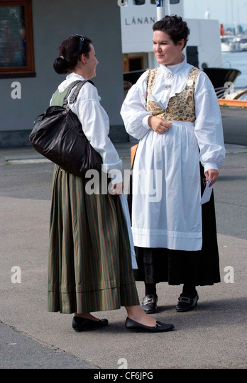 National Dress Norway Stock Photos & National Dress Norway ...