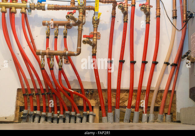 Energy efficient home stock photos energy efficient home for Most efficient home heating system