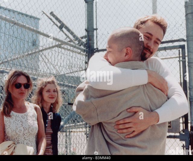 AMERICAN HISTORY X   1998 Entertainment/New Line film - Stock Image