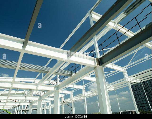 Construction frame - Stock-Bilder