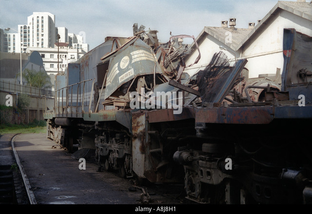 Wrecked Train Stock Photos Wrecked Train Stock Images