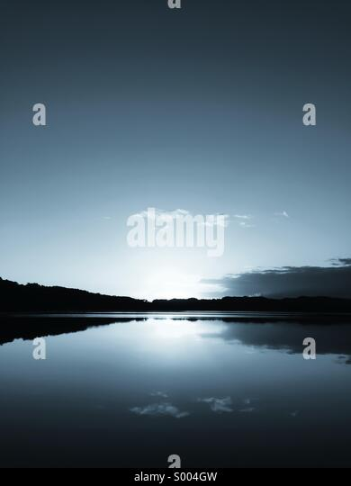Moody Blues - Stock Image