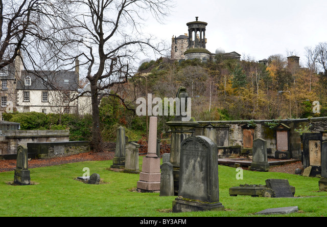 Old Scots Burial Ground
