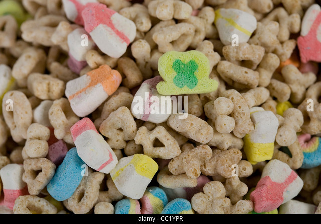 Lucky Charms Stock Photos Amp Lucky Charms Stock Images Alamy