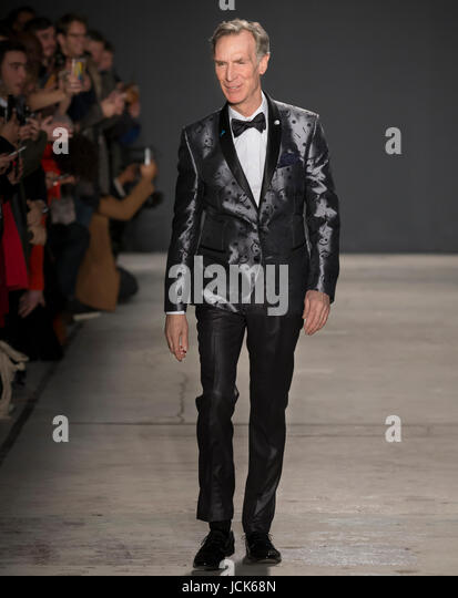 Bill Nye New York Fashion Week