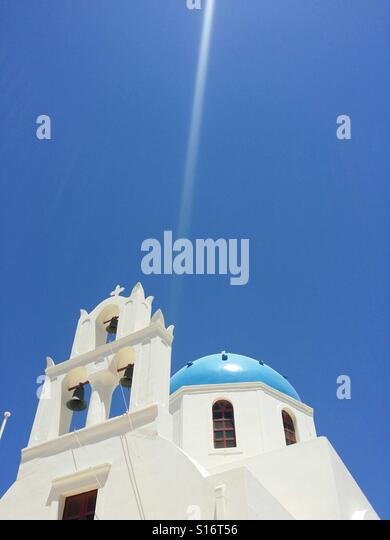 Heavenly light from above - Stock-Bilder