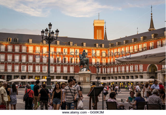 Madrid Historic Center Stock Photos & Madrid Historic Center Stock Images...