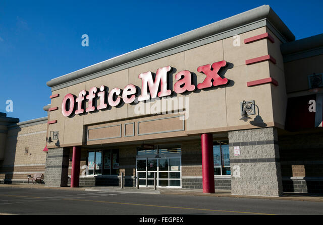 Office depot stock photos office depot stock images alamy - Office depot boulevard richard lenoir ...