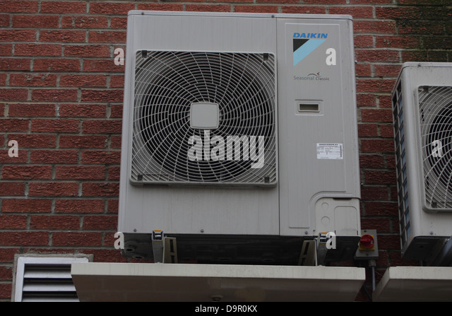 Aircon units stock photos aircon units stock images alamy for Window unit air conditioner malaysia