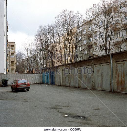 Sunset Apartments Odessa Tx: Apartment Exterior Car Stock Photos & Apartment Exterior