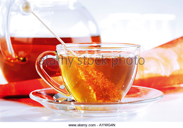 Beverage, Drink, Tea, Black tea, Drink tea, Drinking tea, Tea set, Tea service - Stock-Bilder