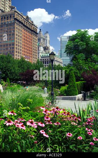 Battery Park New York Stock Photos Battery Park New York